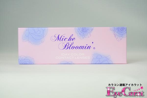 ミッシュブルーミン箱表面